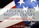 Legendary Motorcycles by Basem Wasef