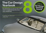 The Car Design Yearbook 8 by Stephen Newbury and Tony Lewin