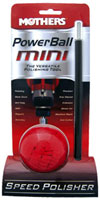Mothers PowerBall Mini Speed Polisher
