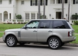 A side view of a 2011 Range Rover Supercharged