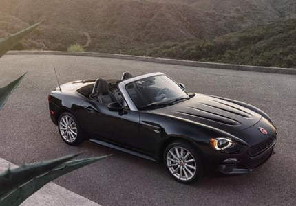Read our review of the 2017 Fiat 124 Spider