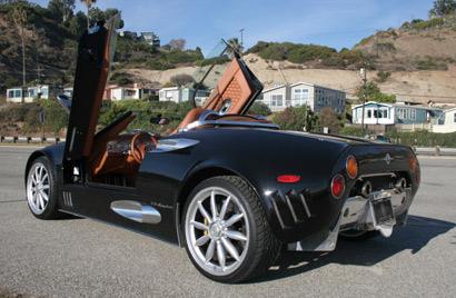 2007 Spyker C8 Spyder