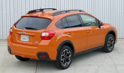 Read our review of the 2014 Subaru XV Crosstrek