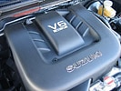 A look at the 2.7-liter DOHC V6 engine of the Suzuki Grand Vitara