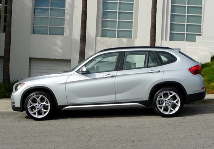 The BMW X1 xDrive28i, previously featured as one of GAYOT's Top 10 Small SUVs