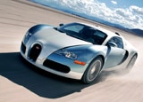 Top 10 Fastest Production Cars