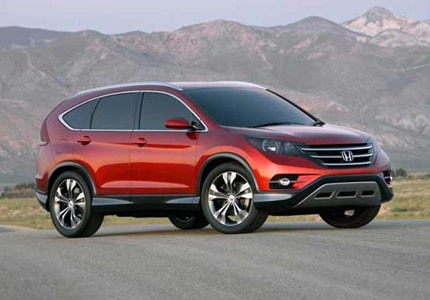 The Honda CR-V is the seventh best-selling vehicle on GAYOT's list of the Top 10 Best Selling Cars in 2015