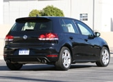 2010 Volkswagon GTI, one of our Top 10 Hatchbacks