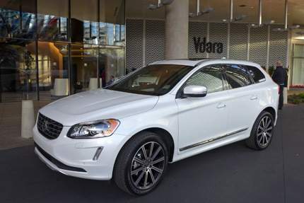 The 2015 Volvo XC60, one of GAYOT's Top 10 Crossovers