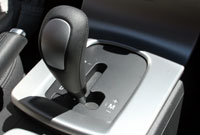 Volvo C30 Gearshift