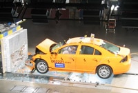 Overseas Delivery includes a tour of the Volvo Safety Center