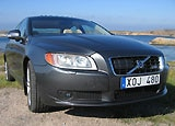 2007 Volvo S80 V8
