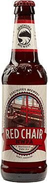 Deschutes Brewery's Red Chair NWPA is named after the oldest operating chairlift at Mt Bachelor in central Oregon