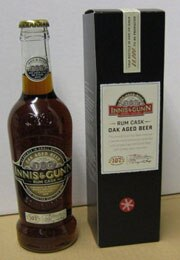 Innis & Gunn's Rum Cask Oak Aged Beer presents elements of both rum and beer, a delicious union that earned it a spot on our Top 10 Winter Beers list