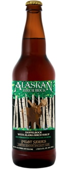 Alaskan Birch Bock, one of our Top Spring Beers