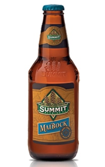 Summit Maibock, one of our Top Spring Beers
