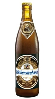 Weihenstephaner Vitus, one of our Top Spring Beers