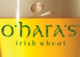 Check out our review of O'Hara's Irish Wheat Beer, featured in our St. Patrick's Day edition of Tastes