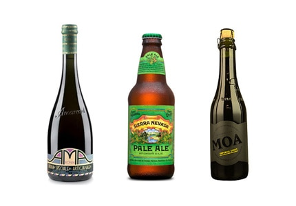 Find artisan brews from around the world on GAYOT's list of the Top 10 Craft Beers