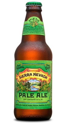 Sierra Nevada Pale Ale, one of GAYOT's Top 10 Craft Beers 2014, is a bestseller in the U.S.