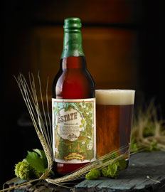 A bottle of the Sierra Nevada Estate Homegrown Ale, one of our Top 10 Fall Beers