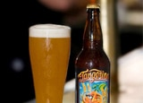 Lost Coast Tangerine Wheat, featured on GAYOT.com's Top 10 Fruit Beers