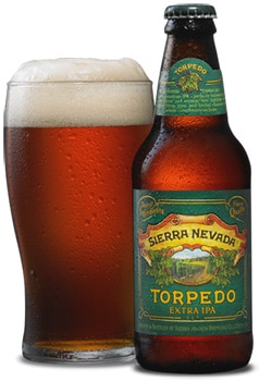 Sierra Nevada Torpedo Extra IPA, one of GAYOT's Top 10 IPAs