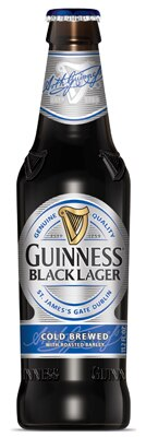 Guinness Black Lager adds welcome diversity to the Irish brewery's stout-heavy line-up