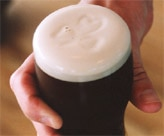 Check out our reviews of Irish beers and whiskeys