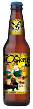 Flying Dog Dogtoberfest, one of our Top Oktoberfest Beers