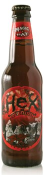 Magic Hat Hex uses a German ale yeast (instead of lager yeast)