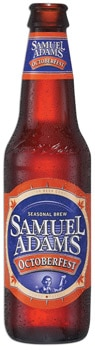 Samuel Adams Octoberfest, one of our Top Oktoberfest Beers