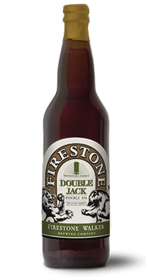 Firestone Walker Double Jack packs a bitter punch with 85 IBUs