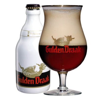 Gulden Draak is Flemish for golden dragon