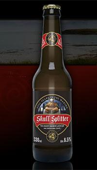 Orkney Brewery SkullSplitter Scotch Ale Wee Heavy