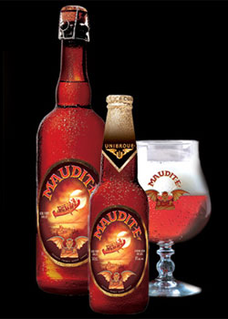 Unibroue Maudite Strong Dark Ale