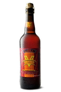 The potent Victory Brewing Company V Twelve is best enjoyed in small sips