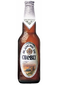 Blanche de Chambly, one of our Top Summer Beers