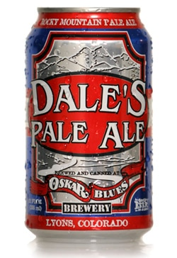 Dale's Pale Ale, one of our Top Summer Beers
