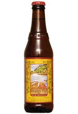 New Belgium Skinny Dip, one of our Top Summer Beers