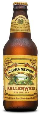 Sierra Nevada Kellerweis, one of our Top Summer Beers