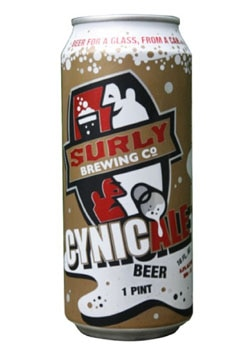 Surly Cynicale, a Belgian-Inspired Saison on our list of Top Summer Beers