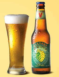 Victory Prima Pils, one of our Top Summer Beers