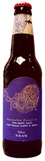 Dogfish Head Midas Touch is made with barley, white Muscat grapes and honey