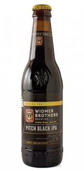 Widmer Brothers Brewing Company Pitch Black IPA