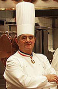 Paul Bocuse, one of the pioneering chefs of Nouvelle Cuisine