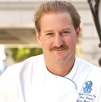 Ron Siegel, chef at The Dining Room