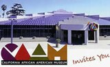 California African American Museum at Exposition Park in Los Angeles