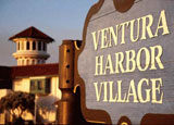 Ventura Harbor Village in California