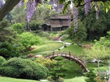The Huntington Library Art Collections and Botanical Gardens in San Marino, California
